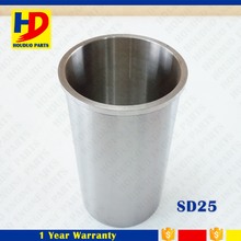 SD25 SD23 Diesel Engine Piston Cylinder Liner Set For Nissan