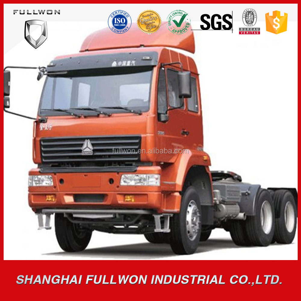 Good quality 6X4 266hp brand new man tractor truck