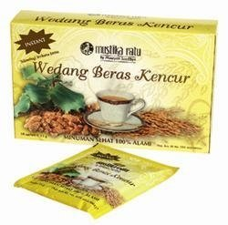 Herbal Drink Galanga Sachet