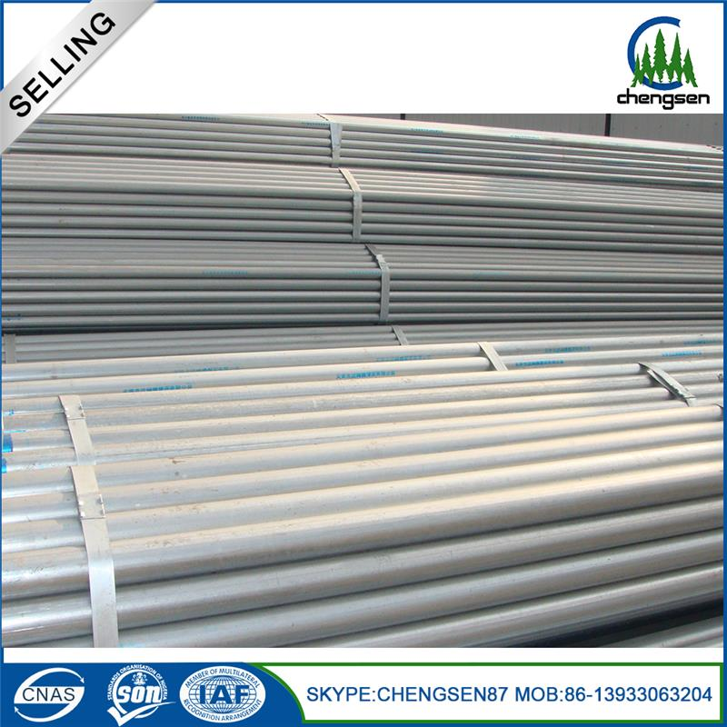 China supplier perforated tube round slot casing steel pipe