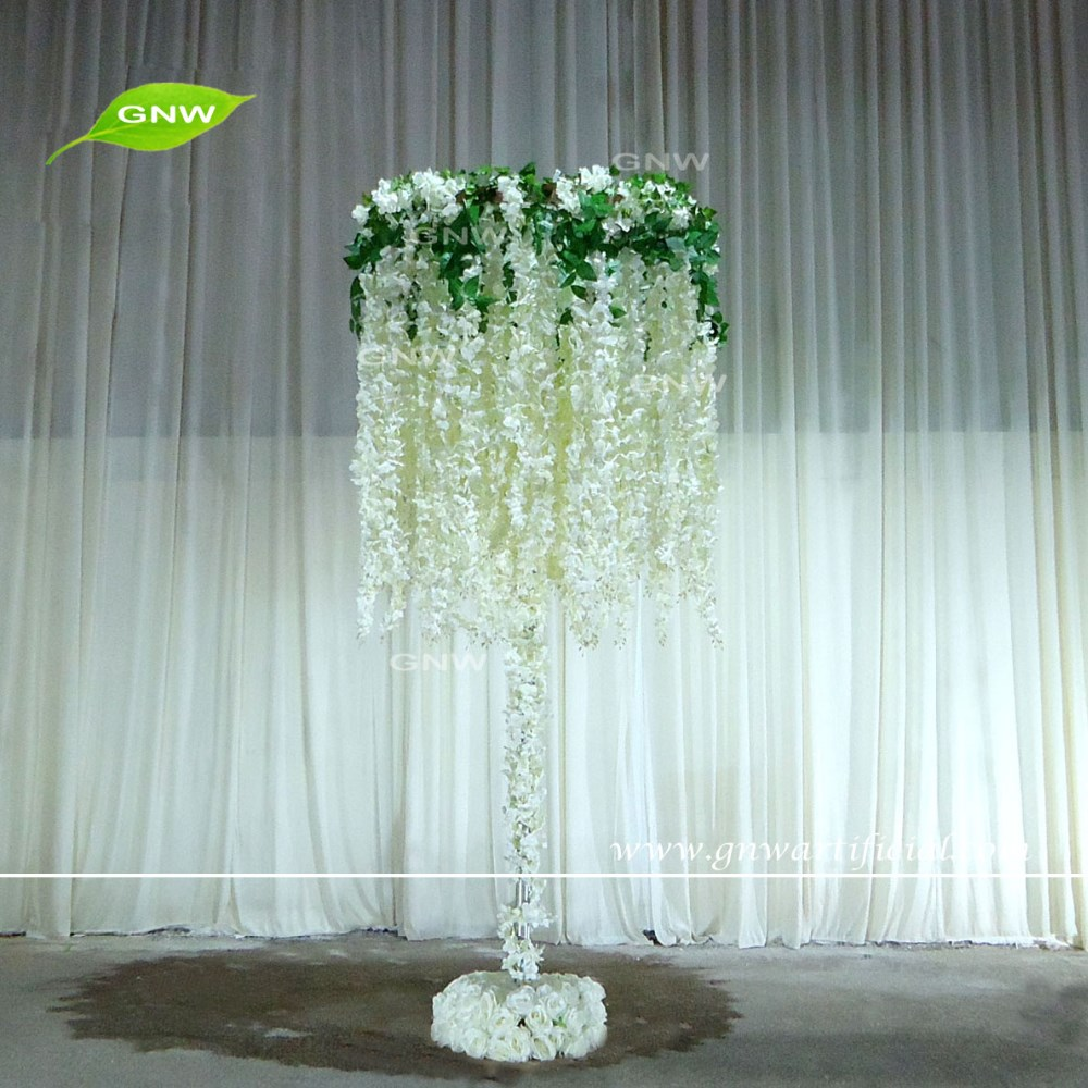GNW Factory Direct Artificial Flowers Decor Wedding Tall Centerpieces