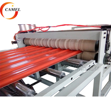 High Quality Pvc Corrugated Roof Tile Making <strong>Machine</strong>