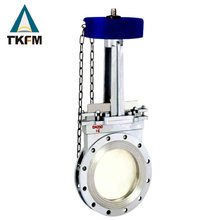 Alibaba China suppliers for gas and oil a105 250mm manual knife gate valve specification
