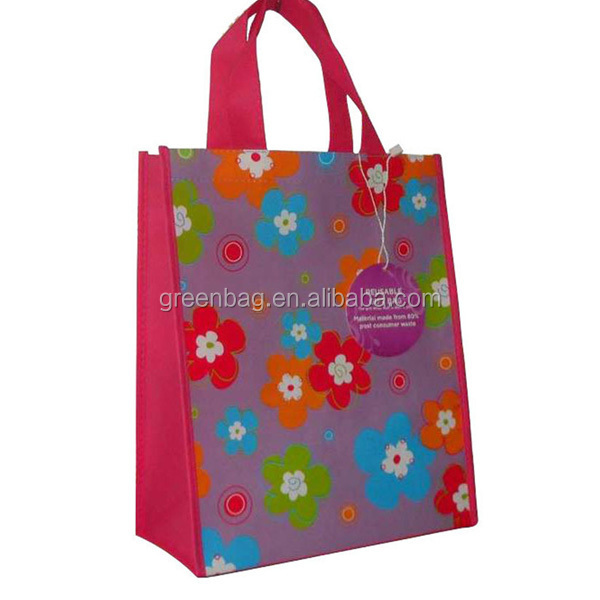 tnt shopping bag , New Design Non Woven Bag