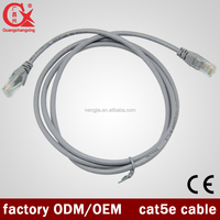 Networking lan cable from China Alibaba Wholesale price cat 5e utp patch cord cable