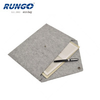 China Suppliers Wholesale Carrying Bag Case / Felt Case Bag / Laptop Felt Sleeve Envelope Case Bag