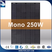 Directly sale Modern photovoltaic 250w solar module