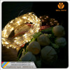 10M 100LED Warm White Waterproof Solar