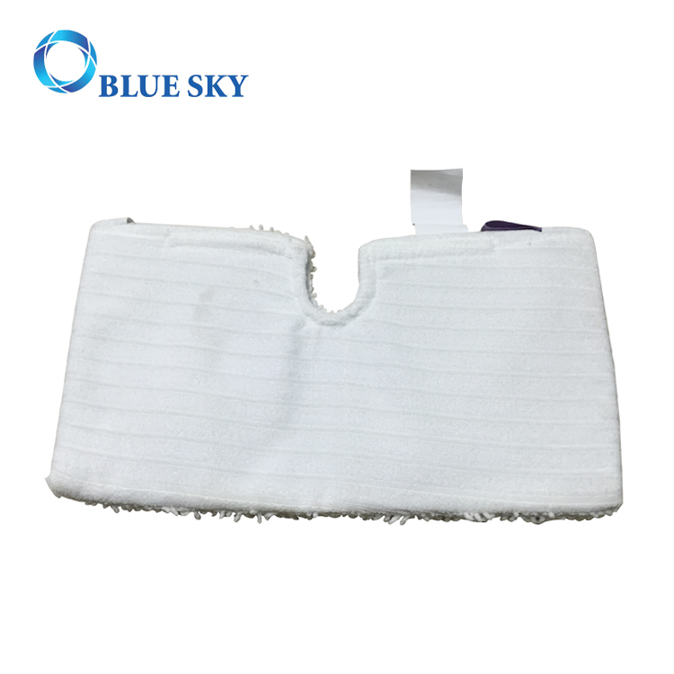 Washable Microfiber Mop Pads Cleaning Pads Replacement for Shark Steam Mops S3500 Series