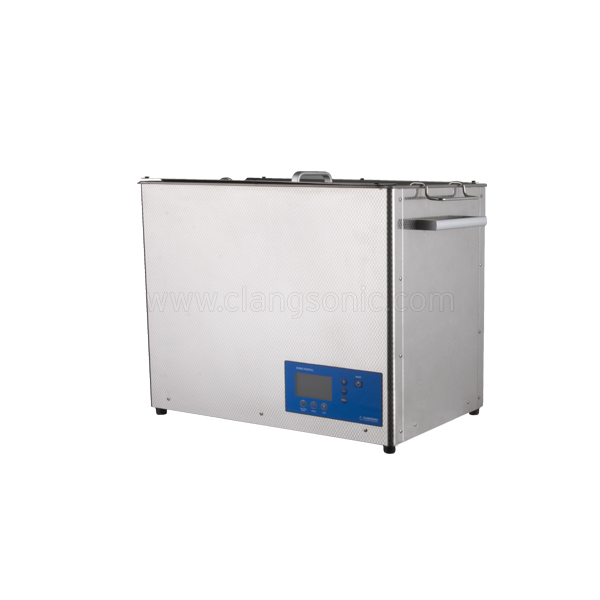 high quality 30L industrial Digital Ultrasonic Cleaner UC650 with timer and Heater