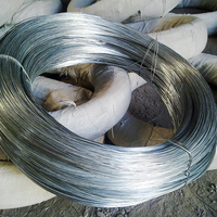 Factory supply BWG16/18 galvanize wire for binding