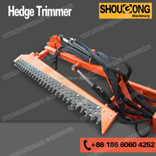 SHOUGONG skid steer attachment Hedge Cutter