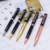 Elegant gift ballpoint metal diamond ball pen