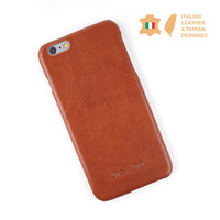 Handmade Genuine Leather for iPhone6 6s Plus Cell Phone Case
