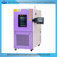 Environment Simulation Dry Used Chambers Temperature