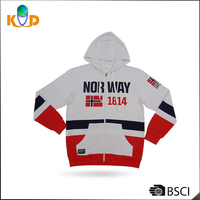 OEM Autumn Custom Printed Fleece Men