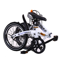 2016 portable children foldable bicycle/mini baby folding bicycle/new style kids bike factory