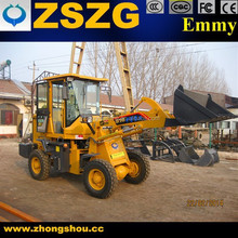 Alibaba Assurance Supplier small compact tractor front end loader for sale