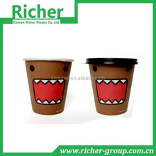7OZ Paper cup with lid