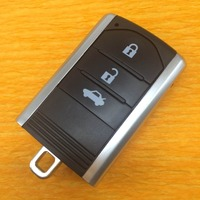 MS car key cover for honda acura smart card remote key shell best quality