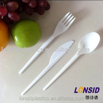 Wholesale Restaurant Use Single time use best selling products Plastic Dinnerware