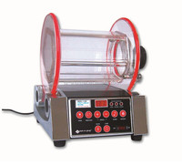 Digital 8kg capacity Jewelry Tools and equipment mini rotary tumbler jewelry polishing machine