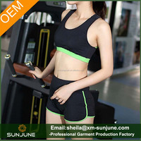 New nylon and Spandex outdoor clothes Fitness short pants yoga wear