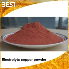 Best05E copper powder isotope cu 63 cu 65 electrolytic copper powder