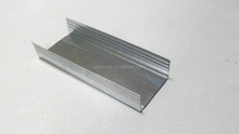 metal stud track construction materials Drywall Partition/Gypsum Board Wall partition/Plasterboard partition profiles