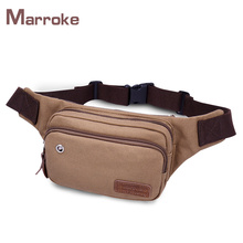 Marroke Fashion Customized Waist Bag for Promotion Outdoor Sports Fanny Pack