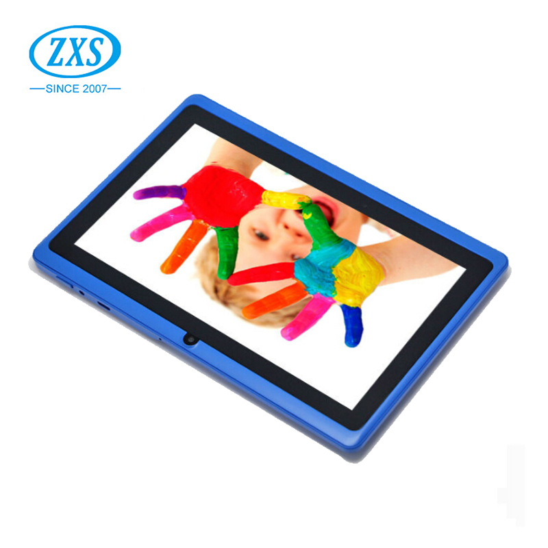 ZXS-Q88 Allwinner A13 Android 4.0 MID 7 Inch Google Android Tablet PC With 512MB/4GB,Micro digital TV Tablet