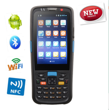 android wifi gps 3g pda 1d&2d barcode scanner TS-5000 with nfc card reader