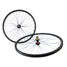 Chinese Top oem carbon 29er mtb wheels 35mm wide mountain bike clincher wheels with free shipping