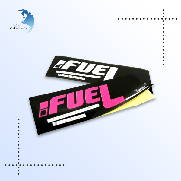 Best selling custom made outdoor waterproof advertising adhesive sticker