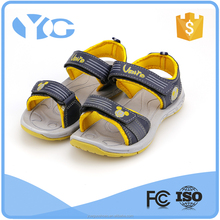 2016 wholesale latest design VENTO new kids rubber sandals