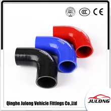"high performance ID 80 mm 3 1/7 "" inch elbow 90 degree silicone rubber hose"