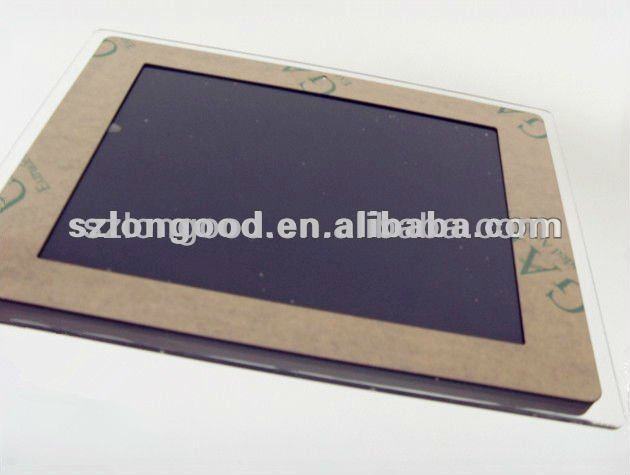 12 inch high resolution digital picture frame full function digital photo frame with control