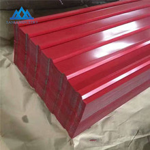 Prepainted Galvalume Steel Coil corrugated iron galvanized corrugated iron steel tile sheet/roof