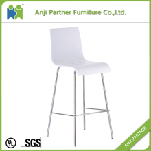 Various colors factory directly acrylic bar stool high back chair (Rumbia)