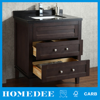 American style Chinese Bathroom Vanity Furniture Bath Vanity
