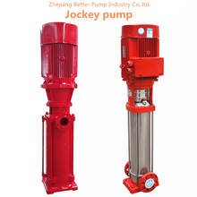 Vertical Multistage Jockey Fire Fighting Pumps