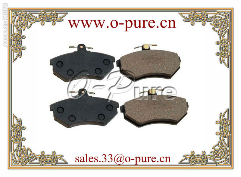 Spare parts for VOLKSWAGEN GOLF III (1H1) brake pad 357 698 151 A