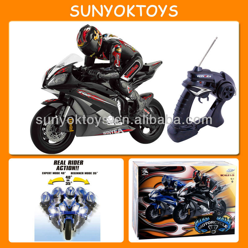 Huge 1:5 Scale Ducat i Desmosedici RTR Electric Remote Controll Motorcycle