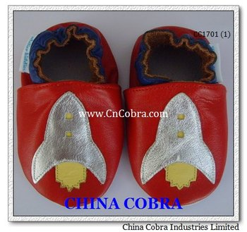2012 hot sale design leather baby shoes baby sandals slippers
