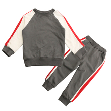 DRLEBE1803B04 Cheap <strong>children</strong> dresses boys casual suit wholesale kids clothing <strong>children</strong> clothing <strong>set</strong>