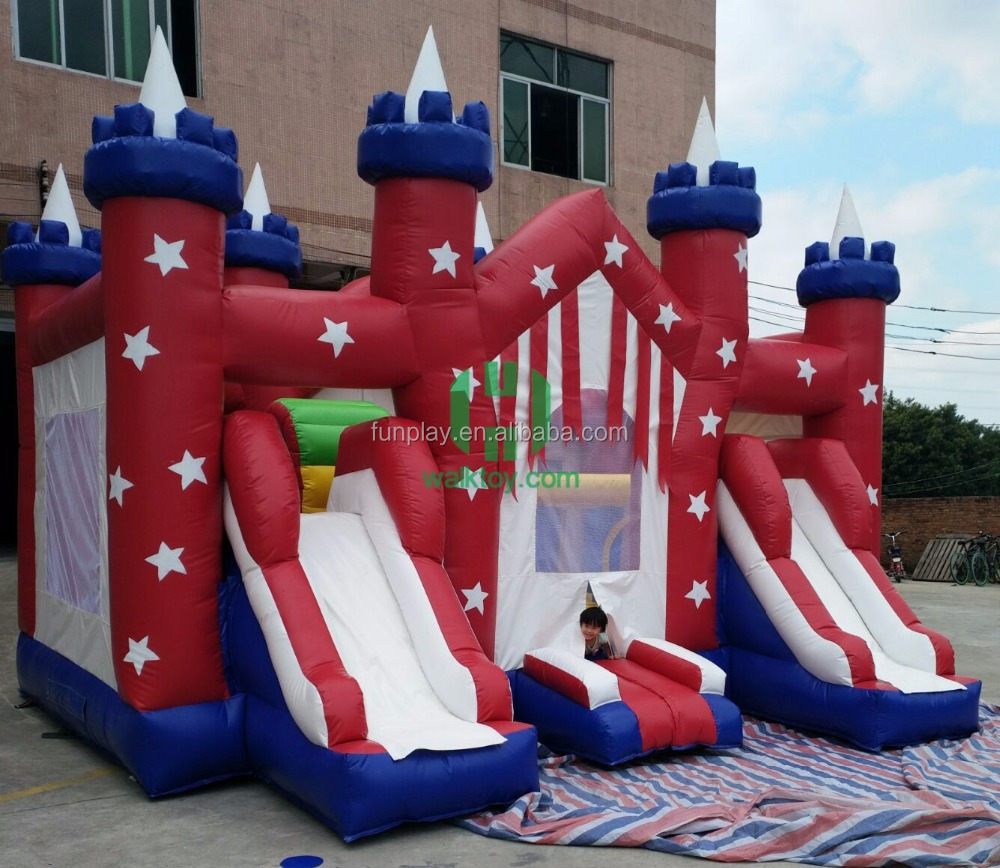 HI EN14960 kids inflatable bouncing castle for sale