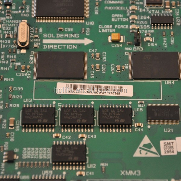 kone elevator main board KM773390g03 elevator mother board