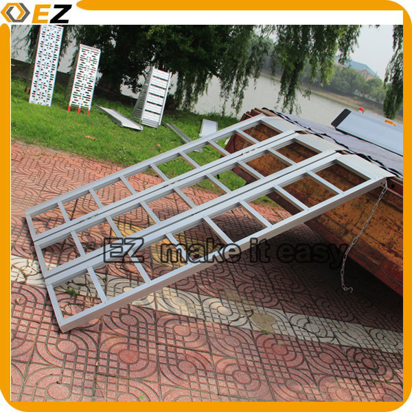 Aluminum steel mobile motorcycle ramps sale