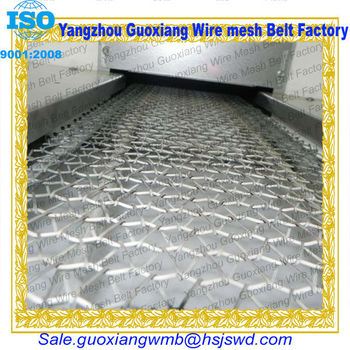 High quality conveyer weave wire mesh belt or balance rod