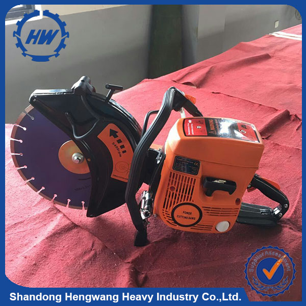 mini 125mm Gasoline concrete cutter for sale
